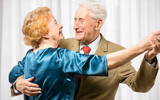 Got the Retirement Blues? Grab Your Dancing Shoes!