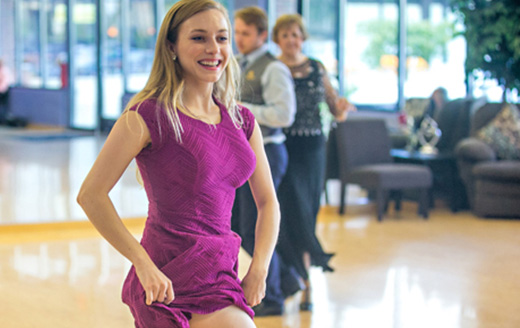 Kick Off Fall With Free, Intro Swing Dance Class