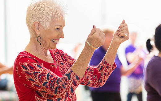 "Is There a ""Right"" Age to Start Ballroom Dancing?"
